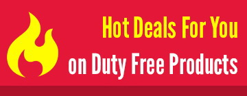 hot deals on duty free products